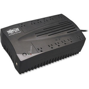 Tripp Lite AVR750U UPS 750VA 450W Desktop Battery Back Up AVR Compact 120V USB RJ11