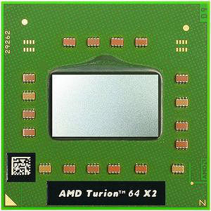 AMD TMDTL56HAX5CT Turion 64 X2 Dual-Core TL-56 1.8GHz Processor