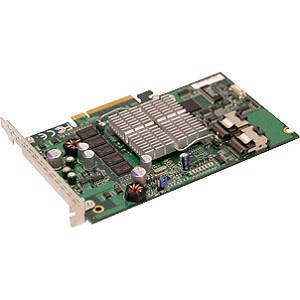 Supermicro AOC-USAS-S8IR 8 Port SAS RAID Controller
