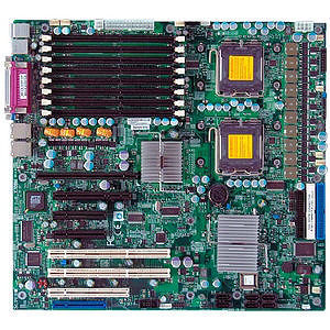 Supermicro MBD-X7DBN-O X7DBN Server Motherboard - Intel 5000P Chipset - Socket J LGA-771 - Retail