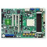 Supermicro MBD-H8SSL-I2-O Server Motherboard - Serverworks HT-1000 Chipset - Socket AM2 PGA-940