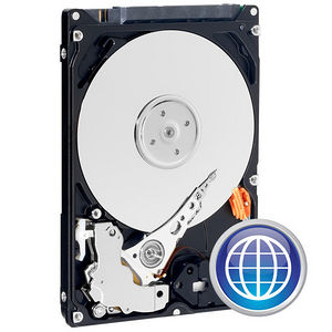 "WD WD800BEVE Scorpio 80 GB 2.5"" Internal Hard Drive"