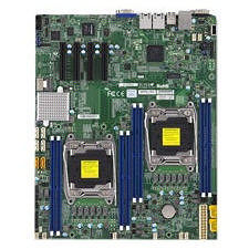 Supermicro MBD-X10DRD-IT-O Server Motherboard - Intel C612 Chipset - Socket LGA 2011-v3 - Retail