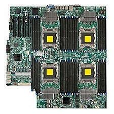 Supermicro MBD-X9QRI-F+-B Server Motherboard - Intel C602 Chipset - Socket R LGA-2011 - Bulk