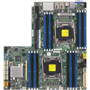 Supermicro MBD-X10DRW-IT-O Server Motherboard - Intel C612 Chipset - Socket LGA 2011-v3 - 1x Retail