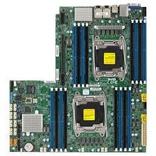 Supermicro MBD-X10DRW-ET-O Server Motherboard - Intel C612 Chipset - Socket LGA 2011-v3 - Retail