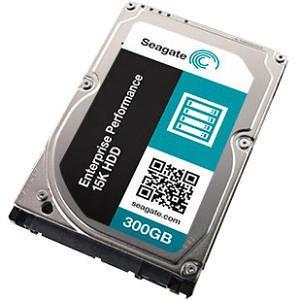 "Seagate ST300MP0005 300 GB SAS 512N 2.5"" 15000 RPM 128 MB Cache Internal Enterprise Hard Drive"