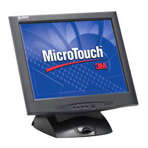 """3M 11-91378-227 MicroTouch M1700SS Touchscreen LCD Monitor - 17"""""""
