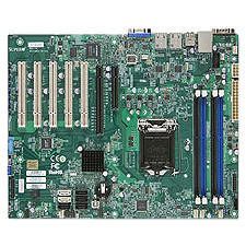 Supermicro MBD-X10SLA-F-O Server Motherboard - Intel C222 Chipset - Socket H3 LGA-1150