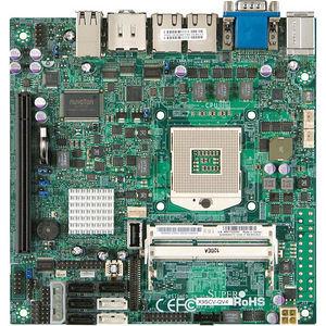 Supermicro MBD-X9SCV-QV4-B Desktop Motherboard - Intel QM67 Express Chipset - Socket G2 - 1 x Bulk