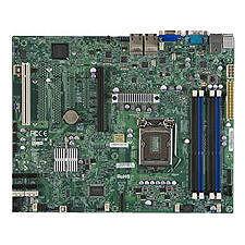 Supermicro MBD-X9SCI-LN4F-B Desktop Motherboard - Intel C204 Chipset - Socket H2 LGA-1155 - Bulk