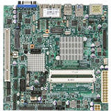 Supermicro MBD-X9SCAA-O Server Motherboard - Socket BGA-559 - Intel Atom N2800 Dual-core 1.80 GHz