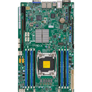 Supermicro MBD-X10SRW-F-O Server Motherboard - Intel C612 Chipset - Socket LGA 2011-v3 - Retail