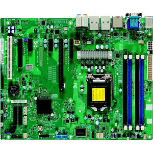 Supermicro MBD-X9SAE-V-B Desktop Motherboard - Intel C216 Chipset - Socket H2 LGA-1155 - Bulk Pack