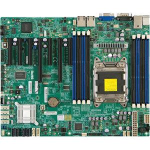 Supermicro MBD-X9SRL-O X9SRL Server Motherboard - Intel Chipset - Socket R LGA-2011 - 1 Pack