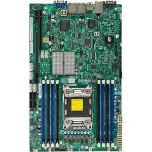 Supermicro MBD-X9SRW-F-B X9SRW-F Server Motherboard - Intel C602 Chipset - Socket R LGA-2011 - Bulk