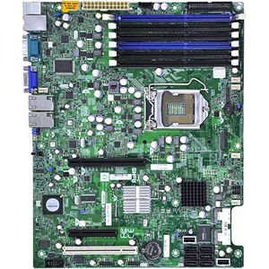 Supermicro MBD-X8SI6-F-B Server Motherboard - Intel 3420 Chipset - Socket H LGA-1156 - Bulk Pack