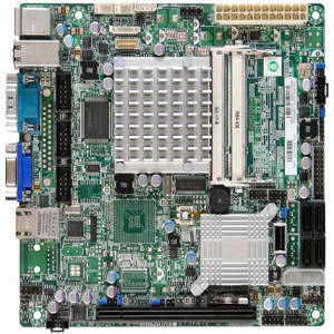 Supermicro MBD-X7SPE-H-O Server Motherboard - Intel Chipset - Socket BGA-559 - Retail Pack
