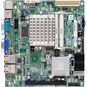 Supermicro MBD-X7SPA-H-O X7SPA-H Server Motherboard - Intel Chipset - Socket BGA-559 - Retail Pack