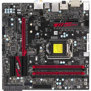 Supermicro MBD-C7Z170-M-O Desktop Motherboard - Intel Z170 Chipset - Socket H4 LGA-1151 - 1x Retail