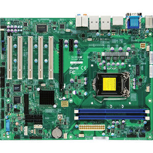 Supermicro MBD-C7H61-O Desktop Motherboard - Intel H61 Express Chipset - Retail