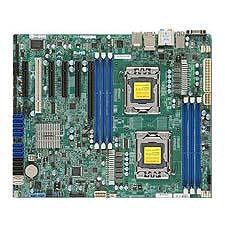 Supermicro MBD-X9DAL-3-O Server Motherboard - Intel C606 Chipset - Socket B2 LGA-1356 - 1 x Retail
