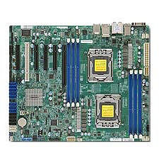 Supermicro MBD-X9DAL-3-B Server Motherboard - Intel C606 Chipset - Socket B2 LGA-1356 - Bulk
