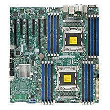 Supermicro MBD-X9DAE-B X9DAE Server Motherboard - Intel C602 Chipset - Socket R LGA-2011 - Bulk