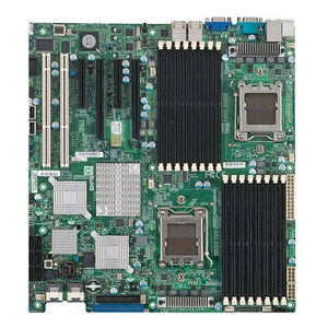 Supermicro MBD-H8DII+-O H8DIi+ Server Motherboard - AMD SR5690 Chipset - Socket F LGA-1207 - Retail