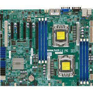 Supermicro MBD-X9DBL-IF-O Server Motherboard - Intel C602 Chipset - Socket B2 LGA-1356 - Retail