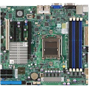 Supermicro MBD-H8SCM-O Server Motherboard - AMD SR5650 Chipset - Socket C32 LGA-1207 - Retail