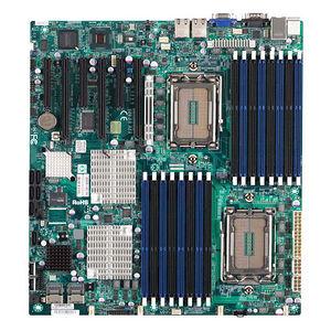Supermicro MBD-H8DG6-F-O Server Motherboard - AMD SR5690 Chipset - Socket G34 LGA-1944 - Retail
