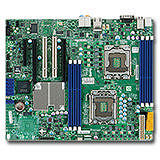 Supermicro MBD-X8DAL-I-B X8DAL-i Server Motherboard - Intel 5500 Chipset - Socket B LGA-1366 - Bulk