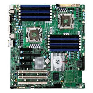 Supermicro MBD-X8DAE-B Workstation Motherboard - Intel 5520 Chipset - Socket B LGA-1366 - Bulk