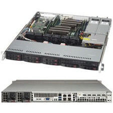 Supermicro SYS-1028R-MCTR Barebone - 1U Rack-mountable - Socket LGA 2011-v3 - 2x Processor Support