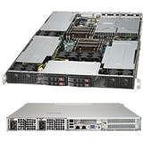 Supermicro SYS-1027GR-TRF+ Barebone System - 1U - Intel C602 Chipset - Socket R LGA-2011 - 2 x CPU