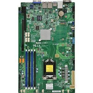 Supermicro MBD-X11SSW-F-O Server Motherboard - Intel C236 Chipset - Socket H4 LGA-1151 - Bulk Pack
