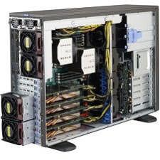 Supermicro SYS-7048GR-TR 4U Rackmount Barebone - Intel C612 - 2X Socket LGA 2011-v3 - 4X GPU