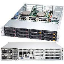 Supermicro SYS-6028R-TDWNR 2U Barebone System - C612 Express Chipset - Socket LGA 2011-v3 - 2x CPU