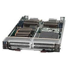 Supermicro SBI-7126TG Barebone System Blade - Intel 5520 Chipset - Socket B LGA-1366 - 2 x CPU