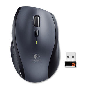 Logitech 910-001935 M705 Marathon Wireless Laser Mouse
