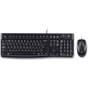 Logitech 920-002565 MK210 Desktop Corded Keyboard & Mouse Combo