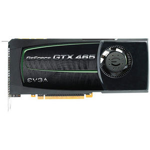 EVGA 01G-P3-1465-TR GeForce 465 Graphic Card - 607 MHz Core - 1 GB GDDR5