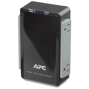 APC P4V 4-Outlets Surge Suppressor