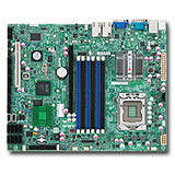 Supermicro MBD-X8STI-3F-B Server Motherboard - Intel X58 Express Chipset - Socket B LGA-1366 - Bulk