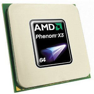 AMD HDX710WFK3DGI Phenom II X3 Tri-core 710 2.6GHz Processor