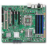 Supermicro MBD-X8SAX-B X8SAX Desktop Motherboard - Intel Chipset - Socket B LGA-1366 - Bulk Pack