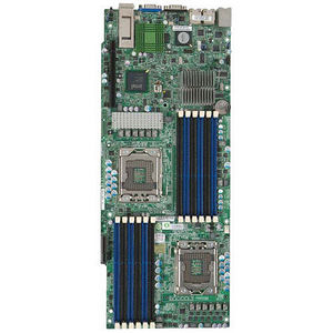Supermicro MBD-X8DTT-HIBQF+-B Server Motherboard - Intel 5520 Chipset - Socket B LGA-1366 - Bulk