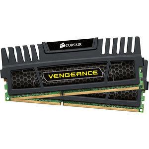 Corsair CMZ4GX3M2A1600C9 Vengeance 4GB DDR3 SDRAM Memory Module - Non-ECC - Unbuffered