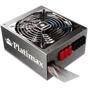Enermax EPM750AWT Platimax ATX12V & EPS12V 750W Power Supply